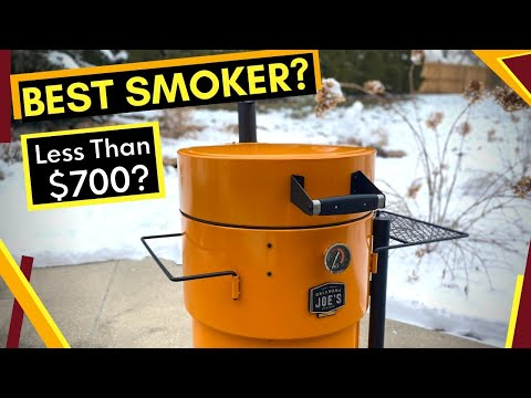 Bronco Pro Smoker Review - In Depth and Hands On - the Most Versatile Drum Smoker Available?