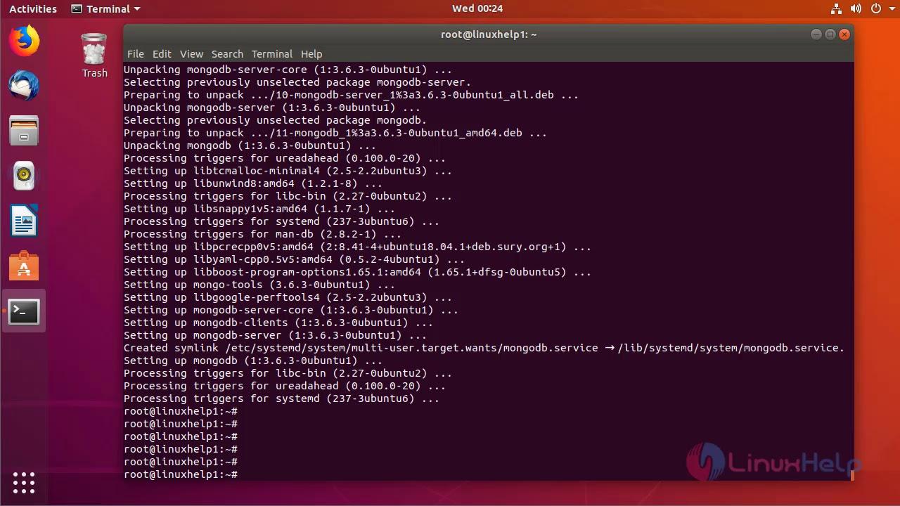 Install and configure mongodb ubuntu 18 04 | Peatix
