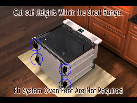 Flexible Install (FIT) system by Whirlpool Corporation
