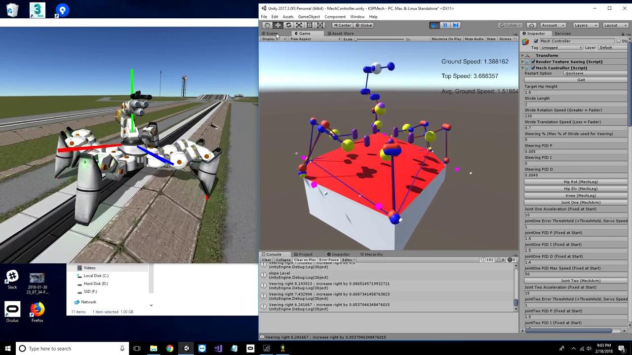 WIP] Unity Editor Plugin - Add-on Development - Kerbal Space Program