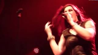 Скачать Nightwish Floor Jansen Planet Hell Official Style Video Live From Buenos Aires