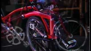 How its made Brompton folding bikes