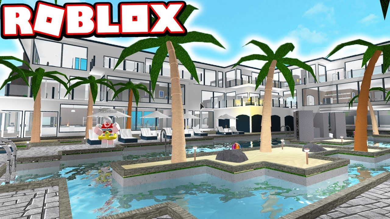 A Real 1 5 Million Dollar Mansion Roblox Bloxburg