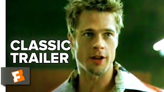 Fight Club (1999) Trailer #1 | Movieclips Classic Trailers