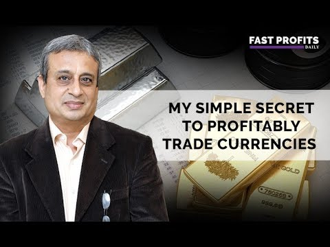 My Simple Secret to Profitably Trade Currencies