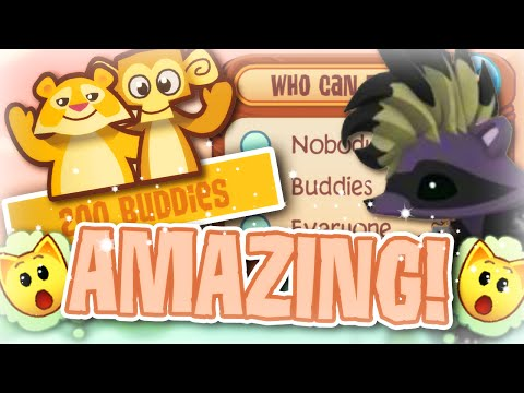 THE BEST ANIMAL JAM UPDATE EVER!