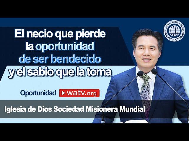 Oportunidad [iddsmm, Iglesia de Dios sociedad misionera mundial, Ahnsahnghong, Dios Madre]
