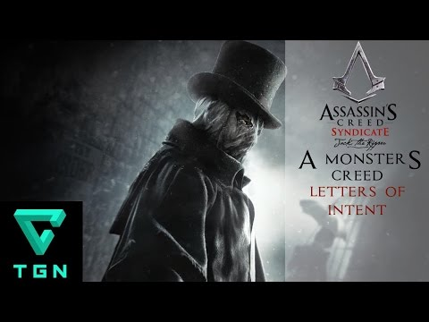Assassin's Creed Jack The Ripper DLC Letters of Intent