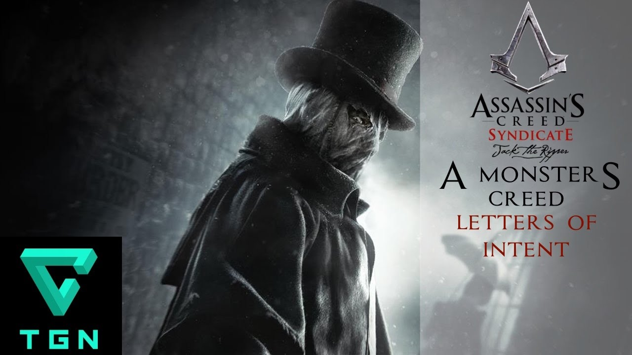 Assassin's Creed Jack The Ripper DLC Letters of Intent   YouTube