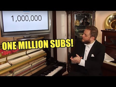 1 Million Subscribers (Live Accountant)