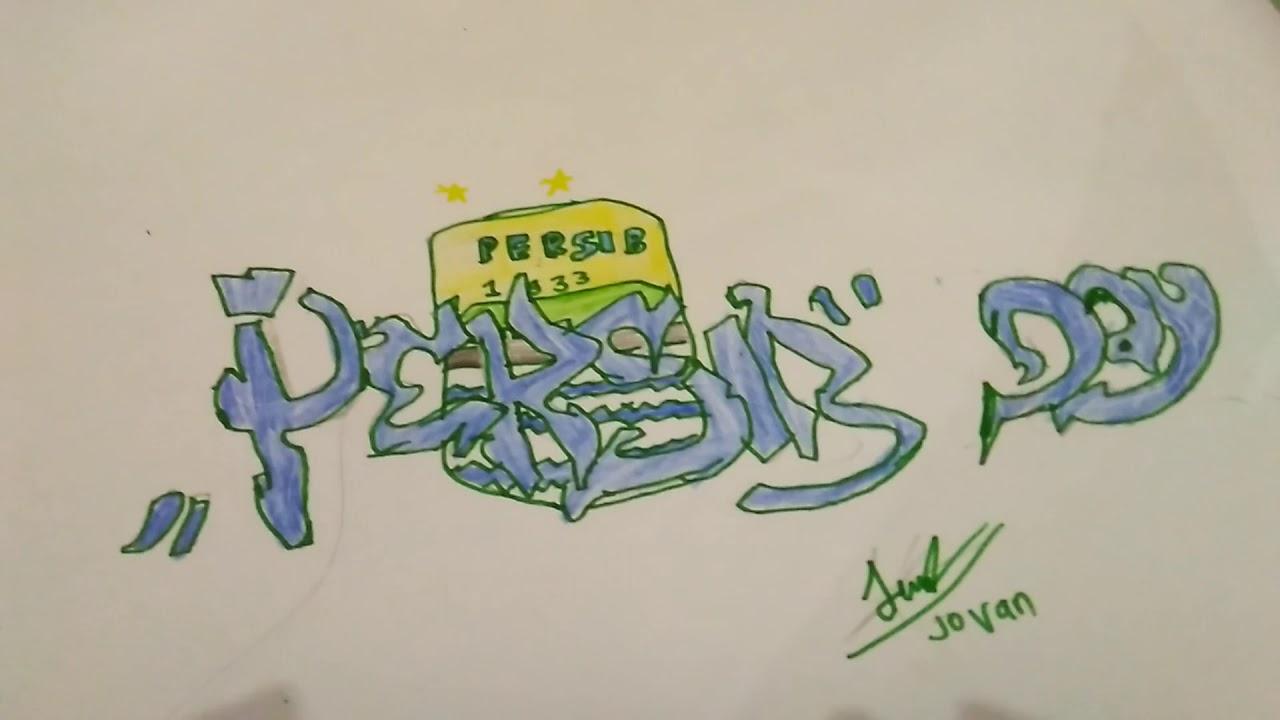 Foto Foto Grafiti Persib Sobgrafiti