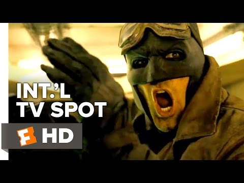 Batman v Superman: Dawn of Justice Extended International TV SPOT (2016) - Ben Affleck Movie HD