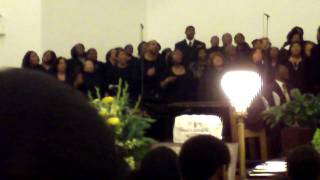 Bethel AME church choir/Tallahassee,Florida/do it-victory
