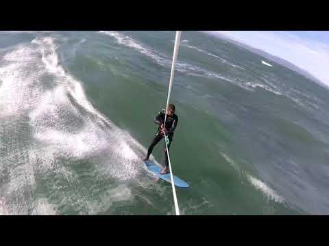 kite en el delta del ebre
