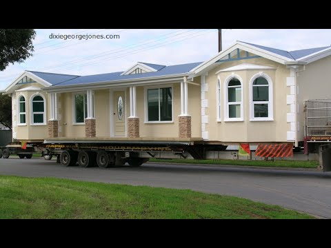 22 photos house moving the transportable mobile home for Transportables haus
