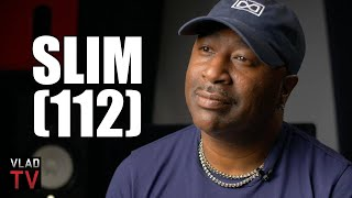 Slim (112) on Signing with Bad Boy after Auditioning for Puffy in Front of Club 112 in ATL (Part 2)