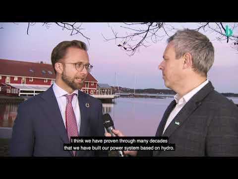 Bulk Talk about Norways Data center strategy