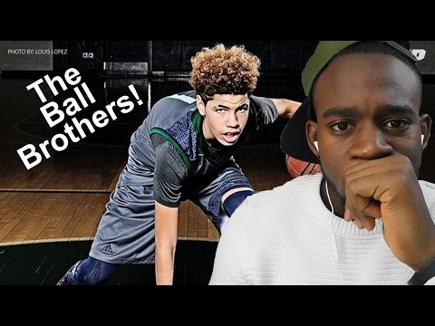 BALL BROTHERS BACK AT IT AGAIN!! Chino HIlls Vs Crespi Full Highlights! | *REACTION*