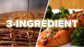 7 Simple & Healthy 3-Ingredient Dishes