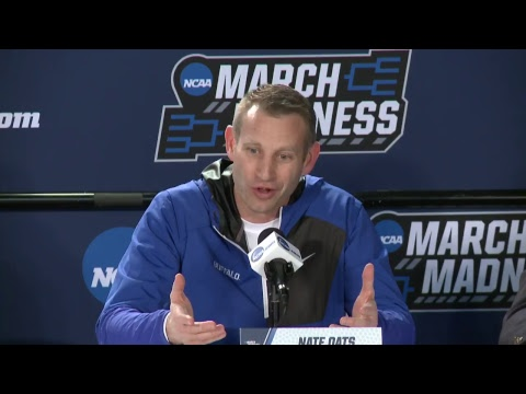 News Conference: Gonzaga, Ohio State, Kentucky, Buffalo - Preview