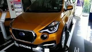 Hindi Review 2018 Datsun Cross Exterior and Interior