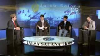 Jalsa Salana UK 2009 : Intikhab-e-Sukhan - Part 2 (Urdu)