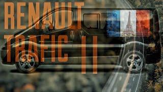 Рено Трафик 2 пасажир / Renault Trafic 2 passеnger 2014 года с пробегом 300 тыс.  Как...