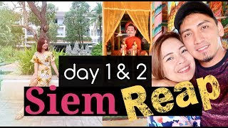 Download SIEM REAP TRAVEL VLOG DAY 1 & 2 | ricca del rosario Mp3