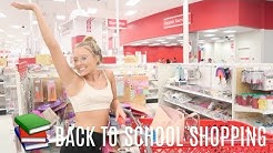 BACK TO SCHOOL SUPPLIES SHOPPING AT TARGET!