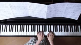 2016年5月2日 録画、 使用楽譜;KMP ピアノ・ピース [コクリコ坂から ] ...