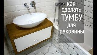 видео Мебель в ванной