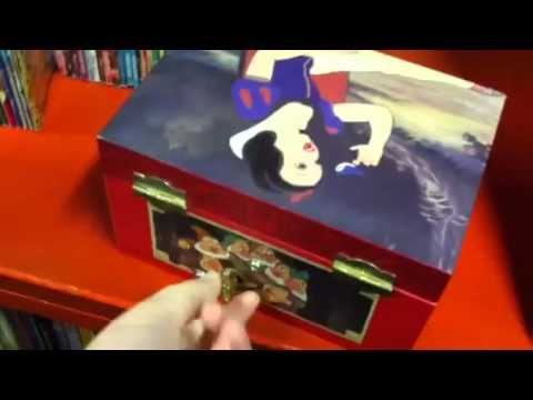 Snow White music box YouTube