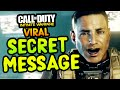 NEW INFINITE WARFARE VIRAL: SECRET CODES AND TEASERS!!