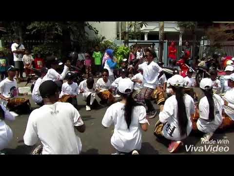 Dikewer-Kewer! Karnaval Kelurahan Tanjungrejo
