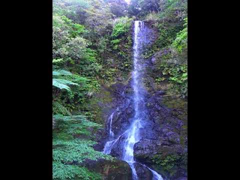 加計呂麻島嘉入の滝