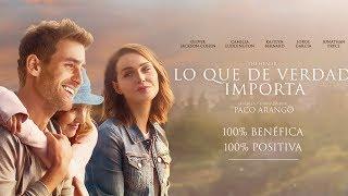 LO QUE DE VERDAD IMPORTA | TRAILER OFICIAL (DOBLADO AL ESPAÑOL)