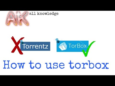 how to use torbox [HINDI]