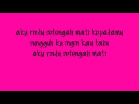 D'masiv - Rindu Setengah Mati [HD]