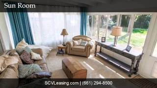 FOR RENT: 22220 Canones Circle Saugus, CA 91350 9