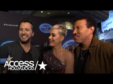 Luke Bryan, Katy Perry & Lionel Richie React To Blake Shelton Being People's Sexiest Man Alive