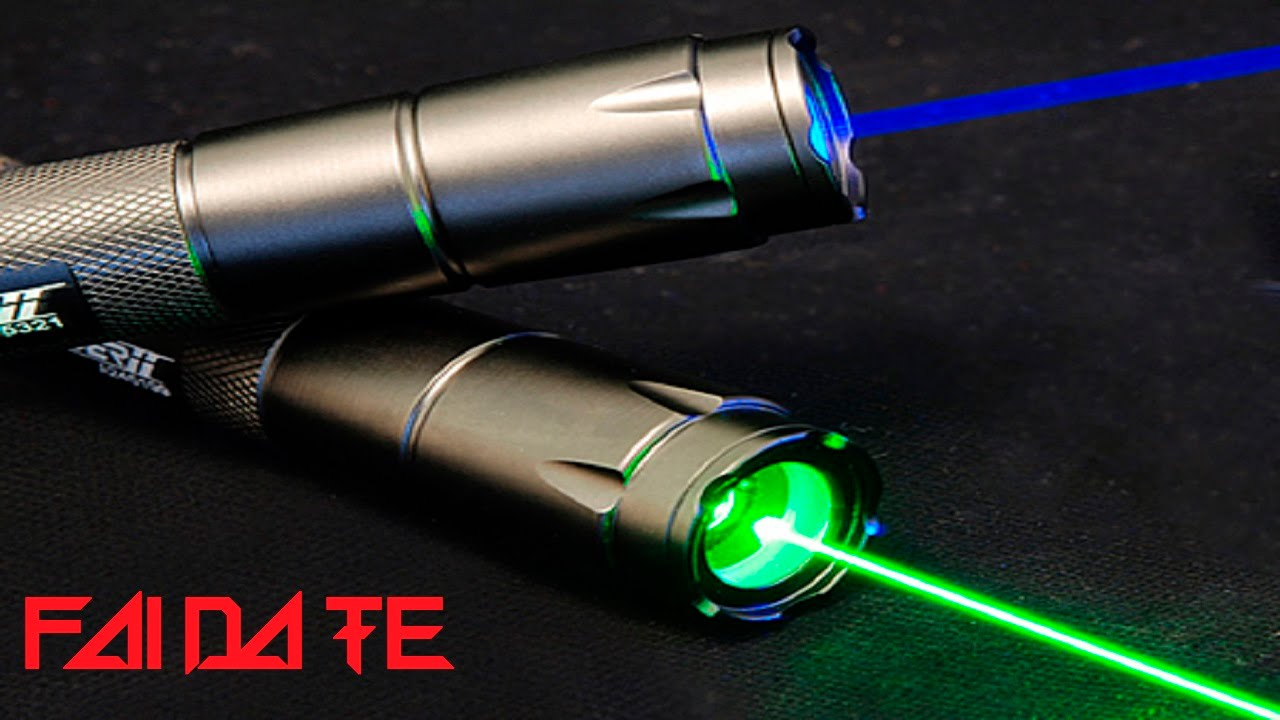 Come Costruire Un Allarme Laser Wireless Fai Da Te 2 Youtube