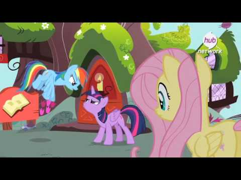 "My Little Pony — S04E21 Clip №2 ""Testing, Testing, 1, 2, 3"""