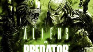 Aliens vs. Predator Game Soundtrack 2010 [ Aiens Story End ]