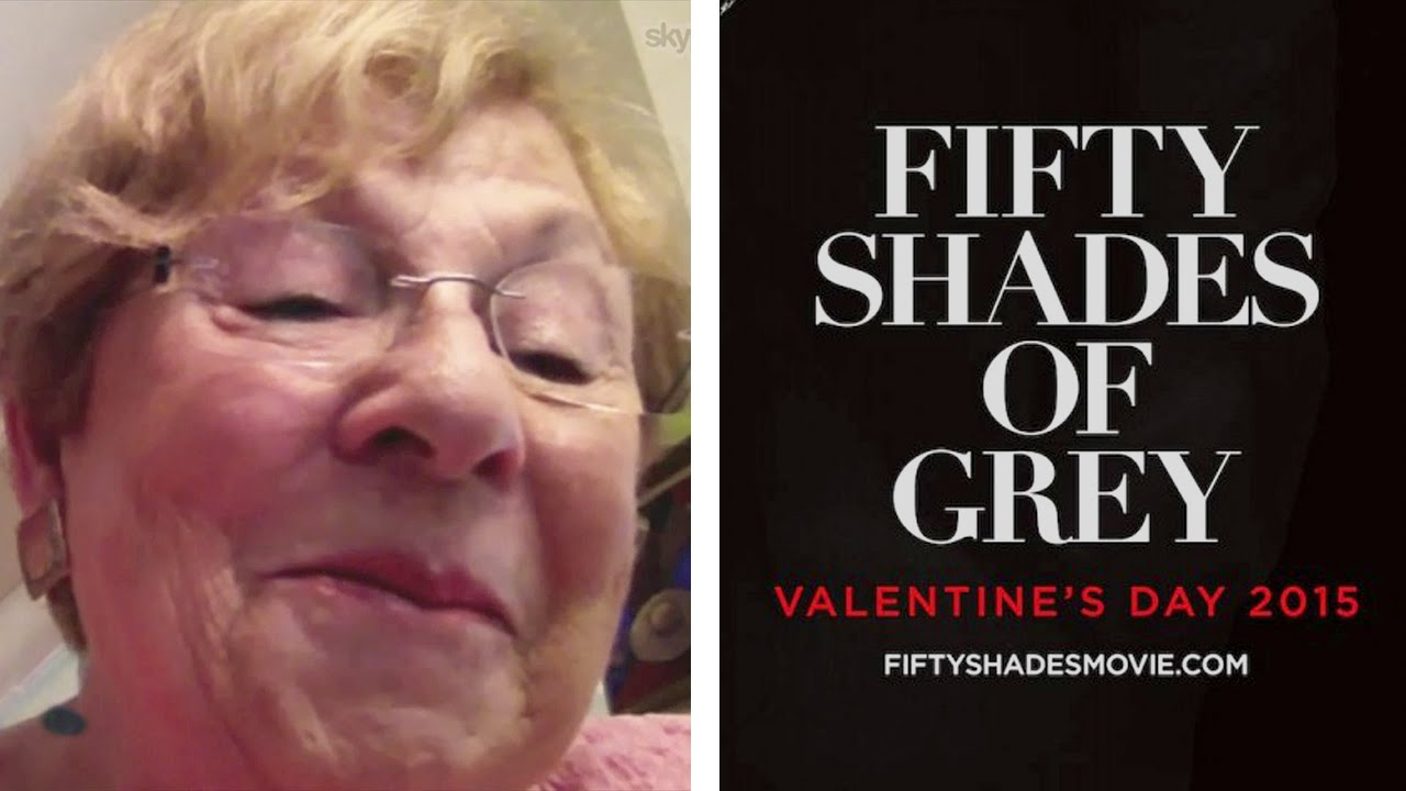 Fifty shades of grey the movie my mom on movies ep 50 for 50 shades of grey films