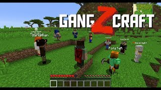 GangZCraft - S1E1 - Minecraft GangZ!?