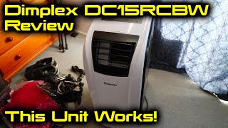 Dimplex DC15RCBW Reverse Cycle Air Conditioner Review