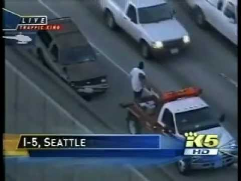 John Nelson. Traffic Reports. KING 5 News in Seattle. 2007