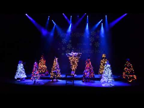 2017 Christmas Gala Light Show: Macey Center @ New Mexico Tech