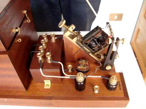 a biography of guiglielmo marconi the inventor of wireless telegraphy As early as 1890 he became interested in wireless telegraphy, and by 1895   throughout the history of science, there have always been those.