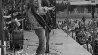 Led Zeppelin Play Eddie Cochran